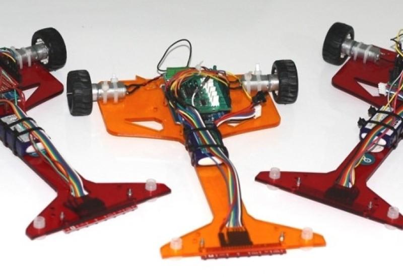 Bartın Belediyesi Desteğiyle Liseler Arası Robot Yarışması yaptık