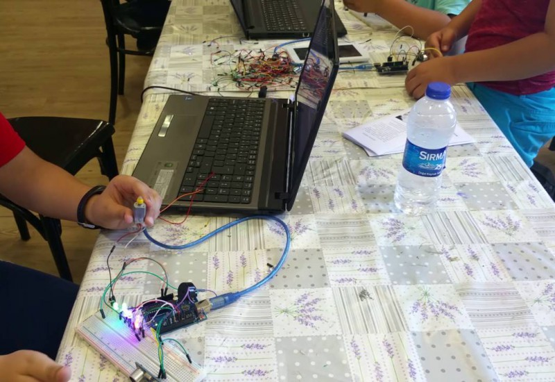 Arduino etkinliği